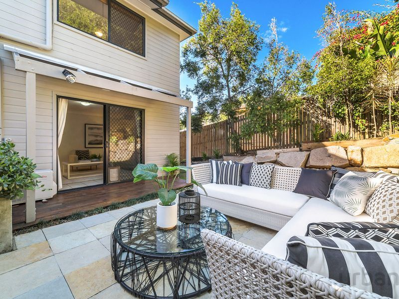 Private, Peaceful & Stylish Townhome