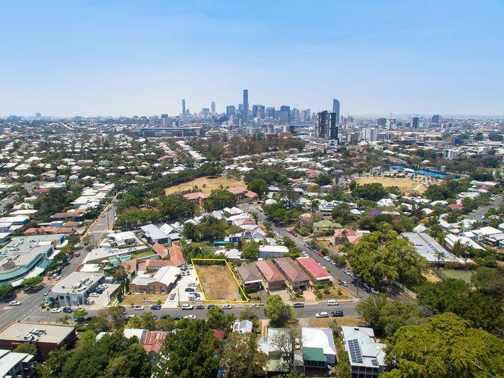 Extraordinary City Views on Brisbane's Best Block