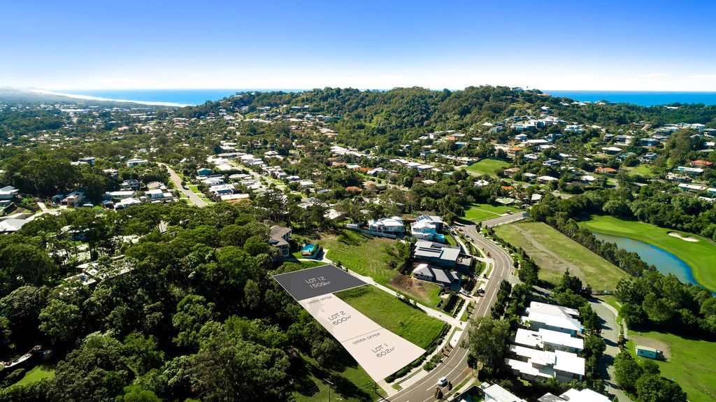 Rare Elevated Land Allotment in Coveted Coolum Beach!!
